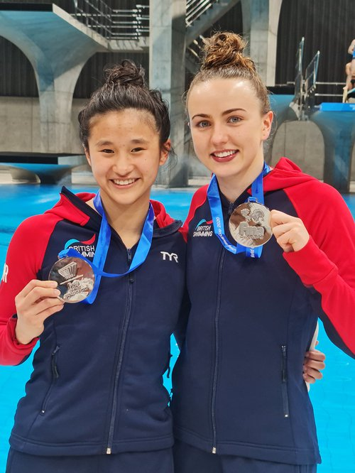 Eden Cheng Lois Toulson World Cup Tokyo