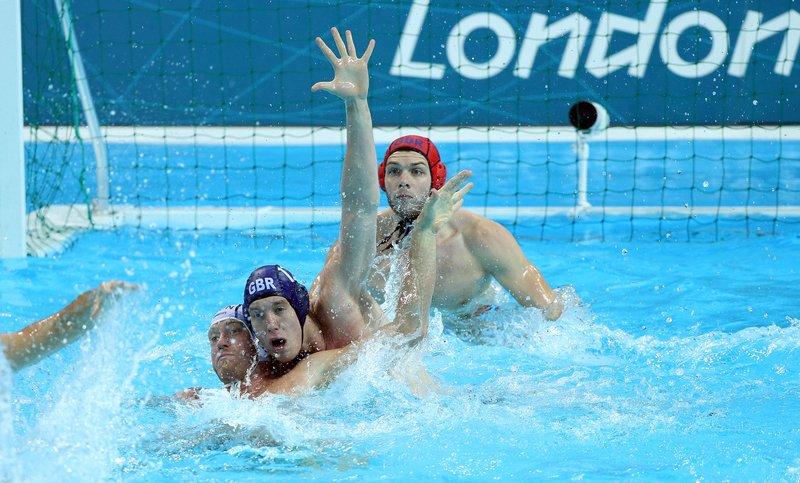 Water Polo Olympics