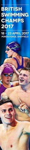 British Swimming Championships 2017