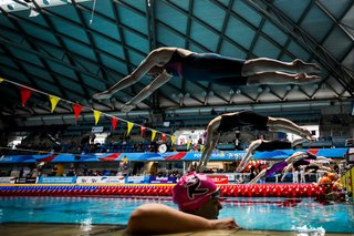 Ponds forge to host british summer championships british - Glasgow city council swimming pools ...