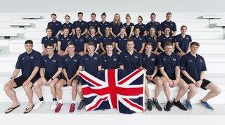 Brit swim team
