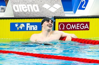 Murdoch Back To His Best For 200m Final Budapest 2017 British Swimming