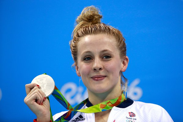 Olympic medallist O'Connor calls time on swimming career