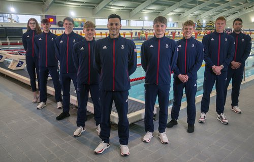 Bath National Centre's Team GB selections