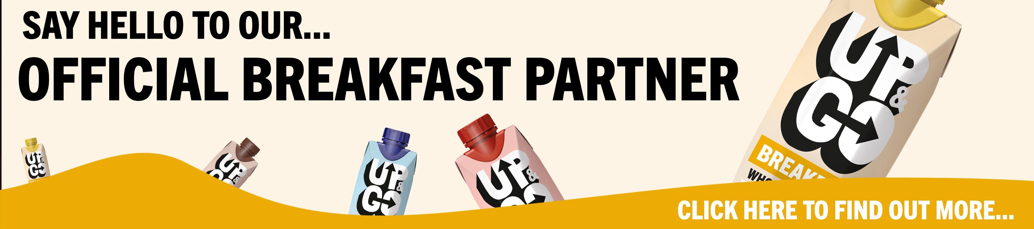 UP&GO Website Banner