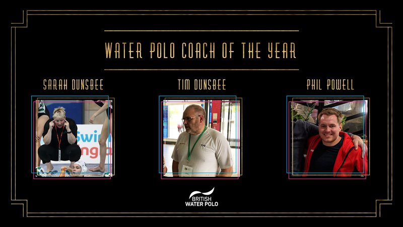 BSAwards19 water polo Coach Shortlist