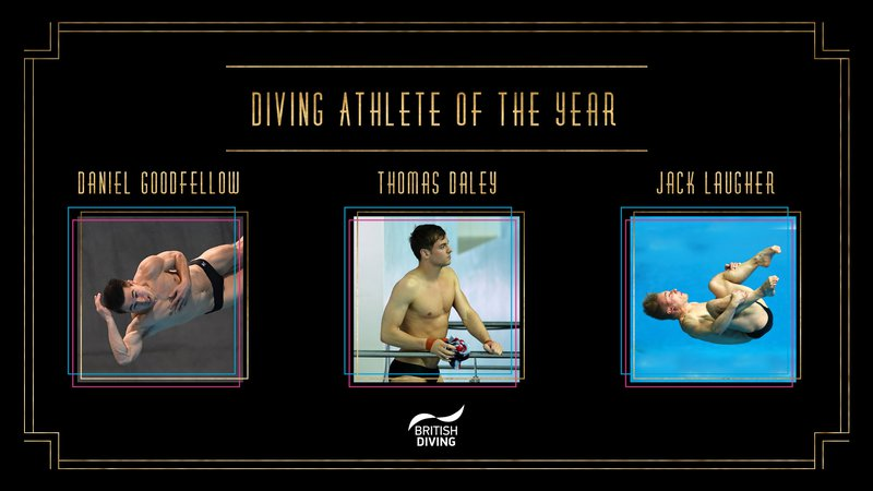 BSAwards19 Diving Athlete Shortlist