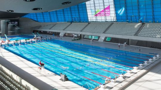 UK Government announces dates for pools to re-open
