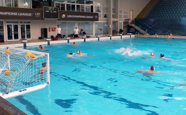 British team named for European U19 Water Polo Qualifiers